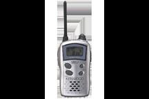 UBZ-LJ8 SLE - Ricetrasmettitore 446 - FM Consumer (Argento)