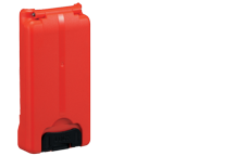 KBP-6 - Dry Cell case - AA cells (Red colour)
