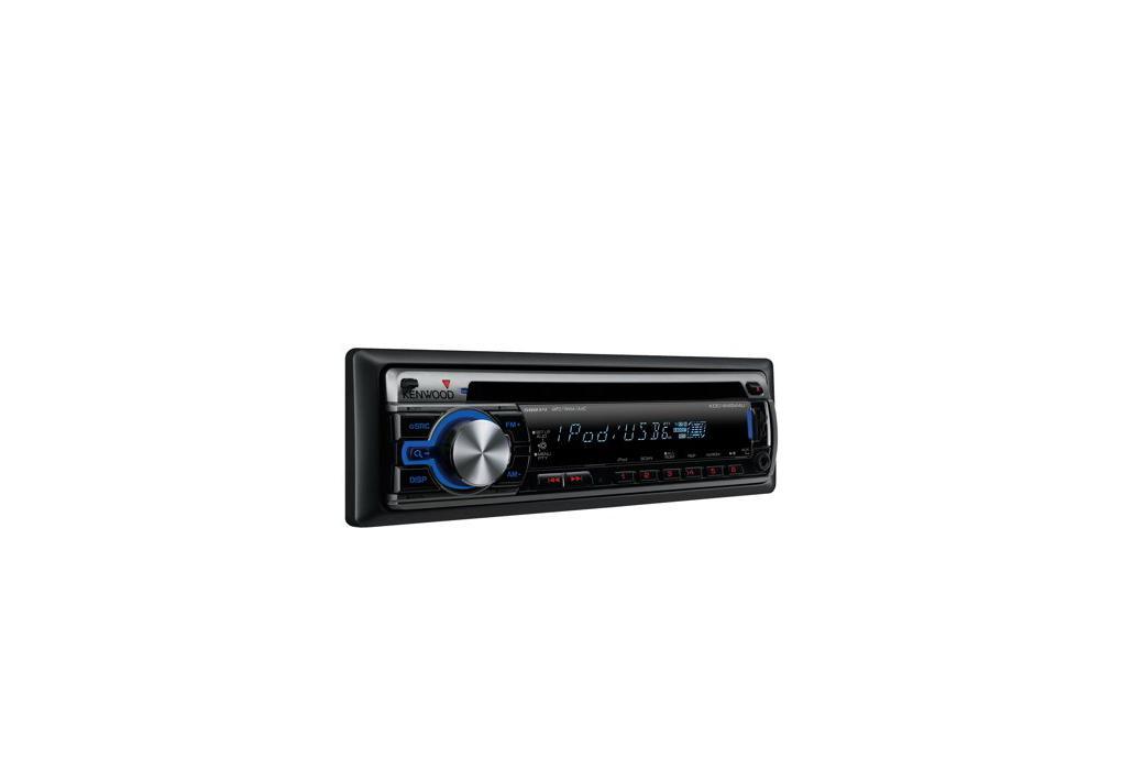 USB Car Stereo • KDC-W4544U Specifications • KENWOOD UK