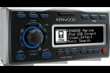 KMR-700U - Récepteur marine avec station pour iPod