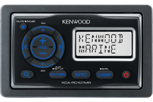 KCA-RC107MR - Marine-Kabelfernbedienung mit LCD-Display für KMR-700U