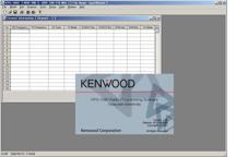 KPG-109D - Windows programming software for NXR-700/800 E & K