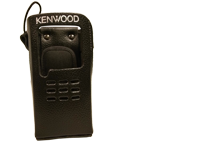 KLH-159PC - Leather Case for NEXEDGE NX-200/300 Non-Keypad Portables - with integral belt clip