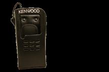 KLH-160PG - Funda de piel para portátiles NEXEDGE  NX-200/300 con 6 teclas  -  con hebilla de cinturón giratoria