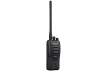 TK-2302E - Transceptor FM portátil compacto VHF