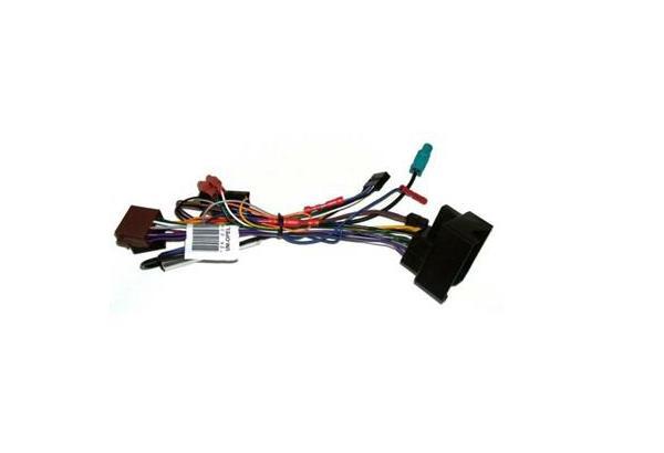 adapter für lenkradfernbedienung • caw-ccanop1 technische daten