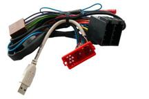CAW-KI2590 - Wiring harness for original steeringwheel remote interface
