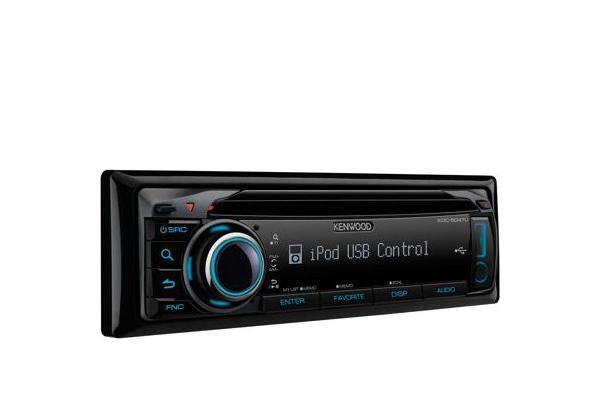 USB Car Stereo • KDC-5047U Features • KENWOOD UK
