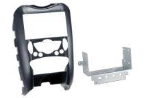CAW-2023-06 - Doppel-DIN-Einbausatz