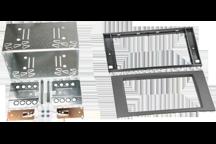 CAW-2114-15-A-RT - Doppel-DIN-Einbausatz