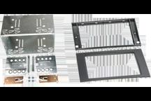 CAW-2114-15-B - Doppel-DIN-Einbausatz