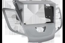 CAW-2114-20-S - Doppel-DIN-Einbausatz