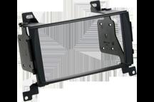 CAW-2143-05 - Doppel-DIN-Einbausatz