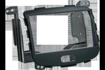 CAW-2143-10-RT - Doppel-DIN-Einbausatz