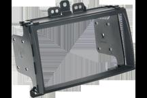 CAW-2143-20-B-RT - Doppel-DIN-Einbausatz