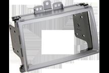 CAW-2143-20-S - Doppel-DIN-Einbausatz