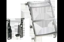 CAW-2143-55 - Doppel-DIN-Einbausatz
