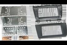 CAW-2170-07-RT - Doppel-DIN-Einbausatz