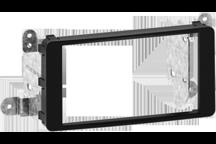 CAW-2200-03 - Doppel-DIN-Einbausatz