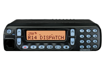 TK-7189E - Hi-Specification VHF FM Mobile Radio with Front-panel Keypad (EU use)