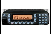 TK-8189E - UHF FM mobiele zendontvanger (met toetsenveld) - voldoet aan de ETSI-normering
