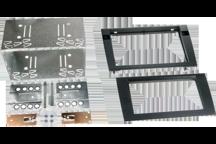 CAW2320-15-RT - Doppel-DIN-Einbausatz