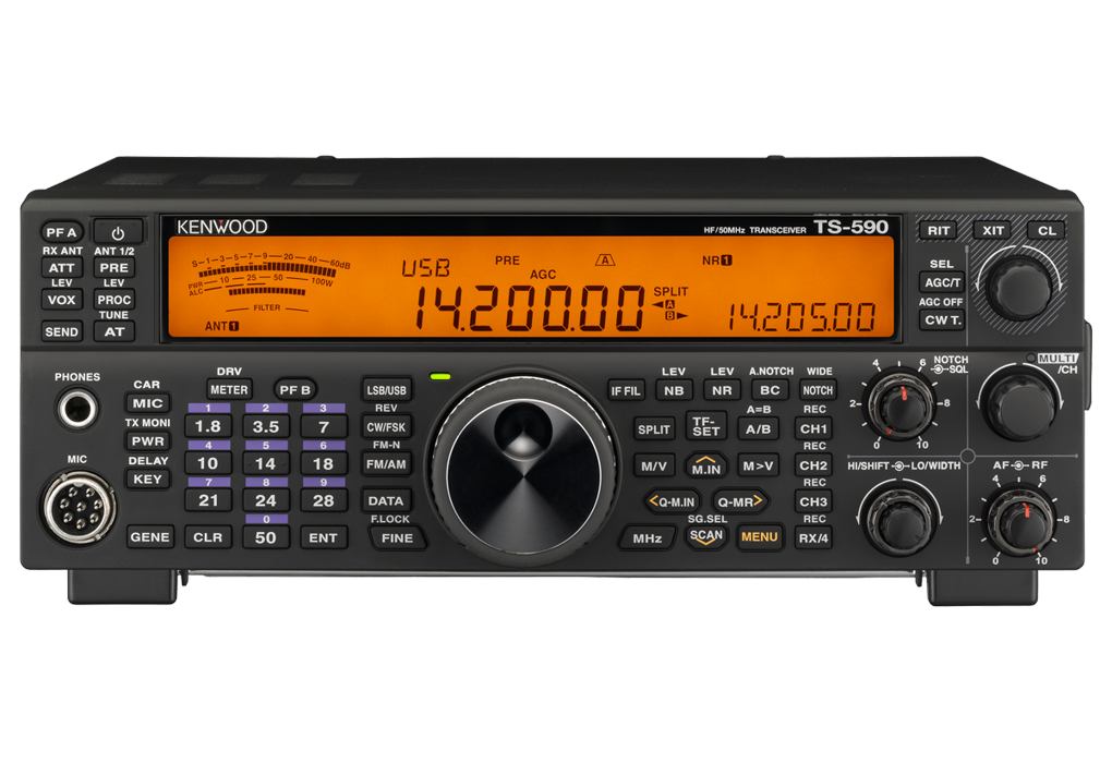 HF / All Mode • TS-590S Specifications • Kenwood Comms