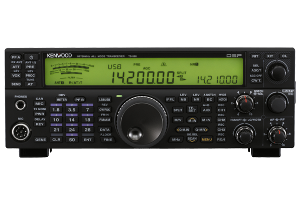 Hf All Mode Ts 590s Features Kenwood Comms