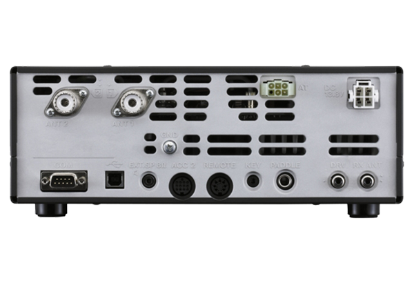 HF / All Mode • TS-590S Features • Kenwood Comms