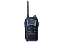 UBZ-LJ8 BE - Ricetrasmettitore 446 - FM Consumer (Nero)