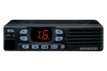 TK-8302E - Radio mobile FM UHF (certification ETSI)