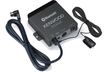 KCA-BT300 - Add-on Bluetooth interface with handsfree and audio profile