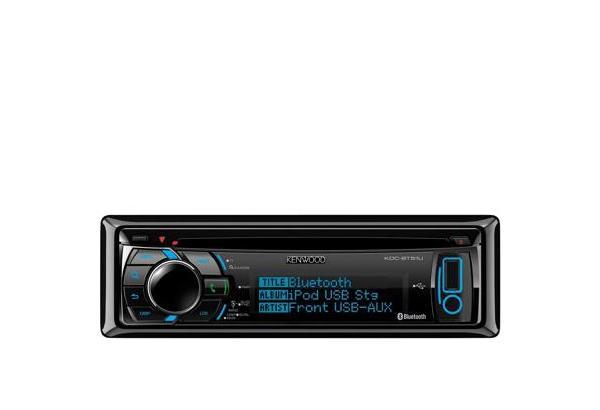 Bluetooth-Autoradios • KDC-BT51U Ausstattung • Kenwood Deutschland