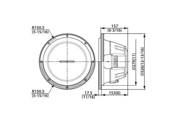 subs  u0026 component speakers  u2022 kfc