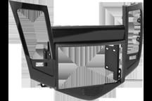 CAW-2087-06 - Doppel-DIN-Einbausatz