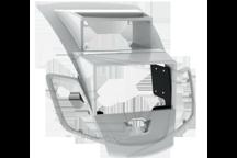 CAW-2114-21-S - Doppel-DIN-Einbausatz