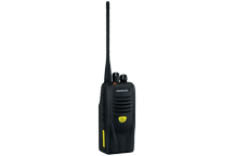 TK-3260EXE2 - ATEX/IECEx-Certified UHF FM Portable