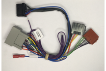 CAW-HD2641 - Wiring harness for original steeringwheel remote interface