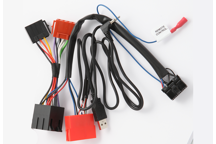 CAW-HY2583 - Wiring harness for original steeringwheel remote interface