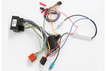 CAW-CCANAU2 - Wiring harness for original steeringwheel remote interface