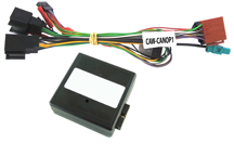 CAW-CANOP1 - Original steeringwheel remote interface + wiring harness