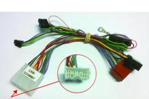 CAW-CCOMMI1 - Wiring harness for original steeringwheel remote interface