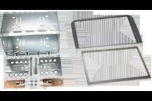 CAW-2001-77 - Doppel-DIN-Einbausatz