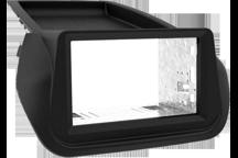 CAW-2040-13 - Doppel-DIN-Einbausatz