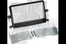 CAW-2200-07 - Doppel-DIN-Einbausatz