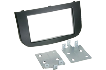 CAW-2200-08-1 - 2-DIN installation kit