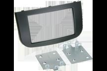 CAW-2200-08-1 - Doppel-DIN-Einbausatz