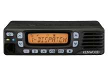 TK-7360E - VHF FM mobiele zendontvanger - voldoet aan de ETSI-normering