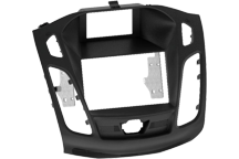 CAW-2114-23-1 - Doppel-DIN-Einbausatz