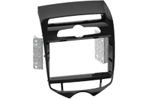 CAW-2143-22-1 - Doppel-DIN-Einbausatz